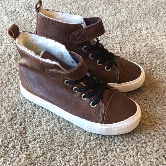 H\u0026M Shoes | New Kids Hm Brown Sneaker
